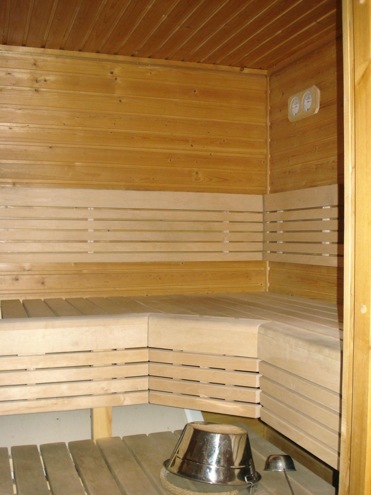 Inkonranta - sauna